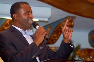 Pastor Bernard Penn