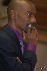 Pastor Paul Graham