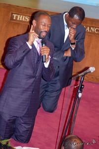 Pastor Oliver Archer, Pastor Bernard Penn