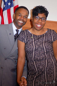 Dr. Hugh Carrington, Tamisha Hunter-Prentice