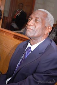 Elder Clyde Semper