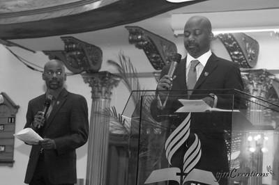 Pastors Paul & Patrick Graham