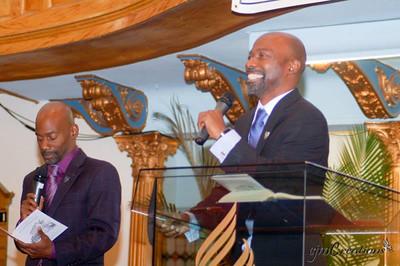 Pastor Paul & Patrick Graham