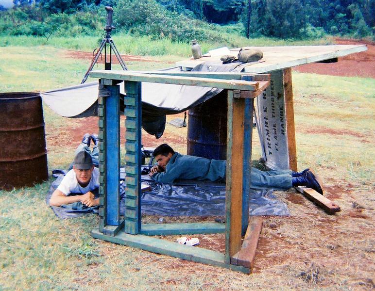 Stan Tamuleweicz, Jack Dugger, Hawaii 67