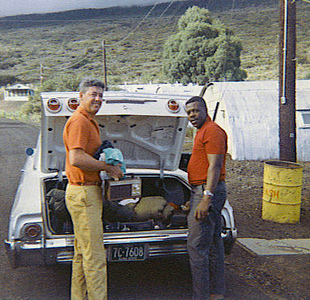 1967 Hawaii Chris Pelkey
