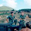 Lt. Eric Robyn, Maj. Del Campbell