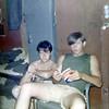 HQ Batt. 70/71 Harry Mitchell, Lee Easton