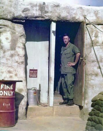 Ray Sisko Vietnam 1971