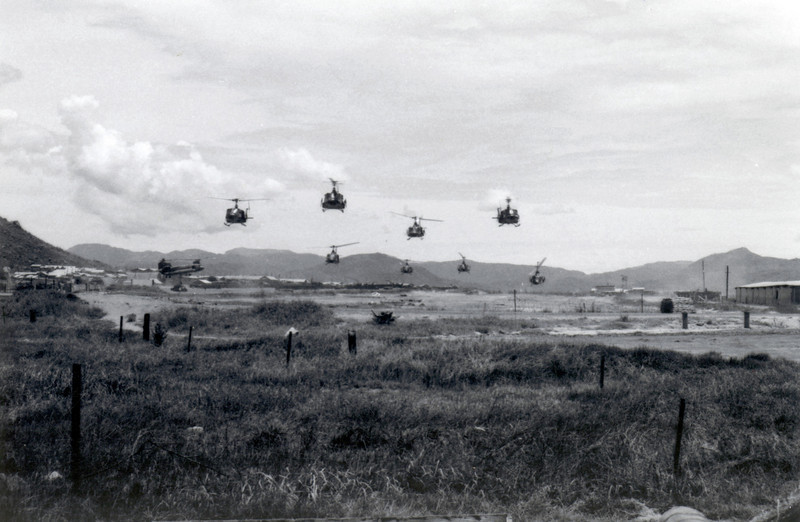 Monsoon Combat Assault From Bronco