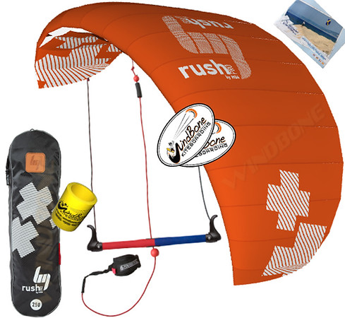 HQ4 Rush Pro 350 Trainer Kite