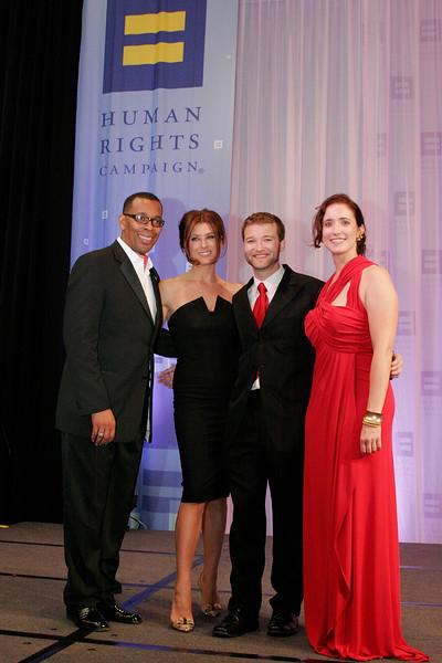 14th Annual HRC Gala 2011