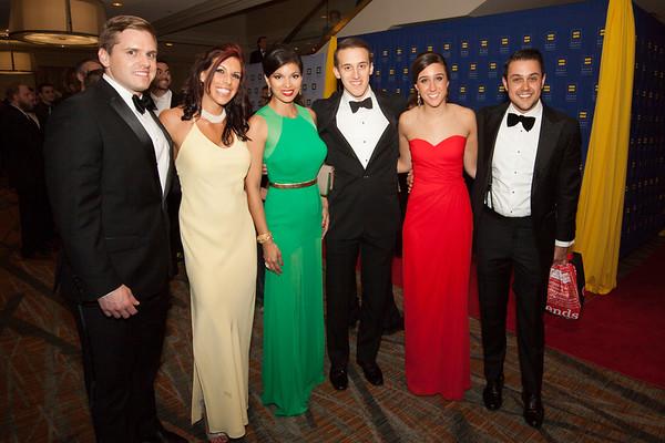 17th Annual HRC Gala 2014