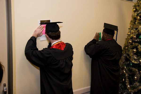 HRMA Commencement 2007
