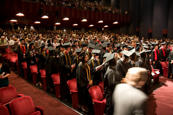 HRMA Commencement 2008