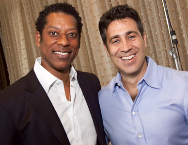 Orlando Jones & Arthur Smith