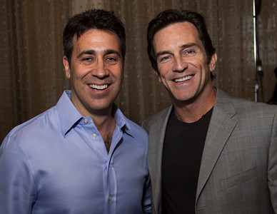 Arthur Smith (A. Smith & Co. Productions) & Jeff Probst