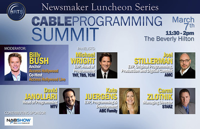 Cable Programming Summit 2012
