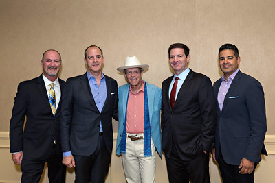(From L to R): Dave Ferrara (Director, HRTS), David Nevins (CEO, Showtime Networks Inc.), Mark McKinnon (Executive Producer & Co-Host, The Circus), Mark Halperin (Executive Producer & Co-Host, The Circus | Managing Editor, Bloomberg Politics), Vinnie Malhotra (SVP, Documentaries, Unscripted and Sports Programming, Showtime Networks Inc.)