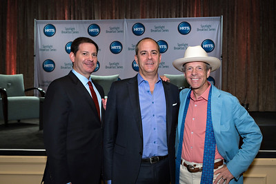 (From L to R): Mark Halperin (Executive Producer & Co-Host, The Circus | Managing Editor, Bloomberg Politics), David Nevins (CEO, Showtime Networks Inc.), Mark McKinnon (Executive Producer & Co-Host, The Circus)