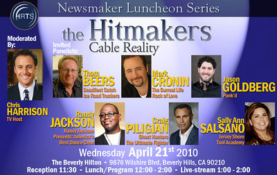 Hitmakers: Cable Reality 2010