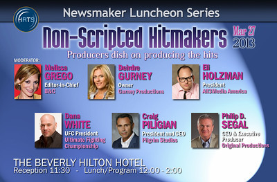 Non-Scripted Hitmakers 3-27-13