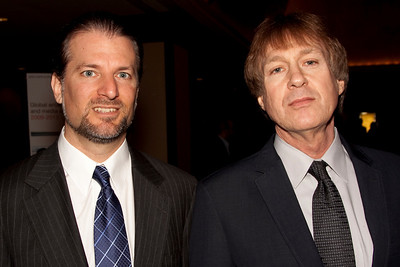 Jim DeCicco (Hollywood Music & Media Awards Show) & Rick Brulte (New Direction Media)