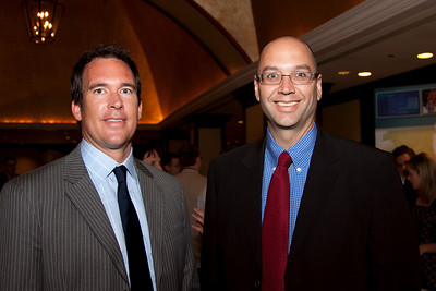 Jeff Shulttz and Bud Swartz (PricewaterhouseCoopers).