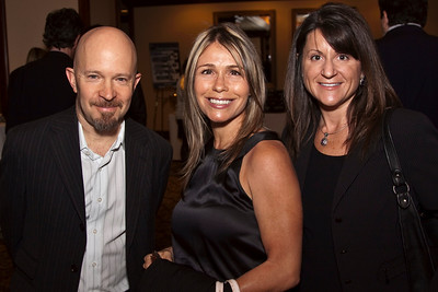 David Brownstein (Hollywood Coaching), Jen Grisanti (Jen Grisanti, Inc.) and Diane Gross (Law Offices of Diane Gross).