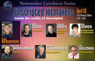 The Unscripted Hitmakers 4-26-12