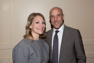 Melissa Grego (CEO, HRTS) and Marc Korman (WME)