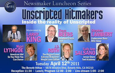 Unscripted Hitmakers 4/12/11