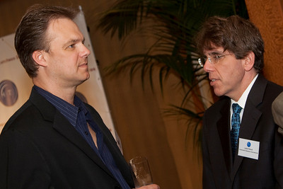Jim Romanovich and Justin Pierce (Associated Television International)