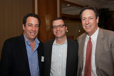 David Friendly (Deep River Productions), Jordan Levin (Generate & HRTS Board member) and Andy Friendly (Andy Friendly Productions & HRTS Board member).