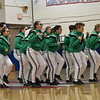 GREG SUKIENNIK -- BENNINGTON BANNER<br /> The Springfield High School dance team finished second in the hip-hop competition at Mount Anthony Union High School on Jan. 19, 2018.