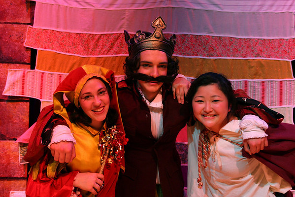 08-09 Musical Once Upon A Mattress