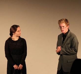 Mr & Mrs. Sorkin (C. Durang one act)