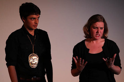 Th Actor's Nightmare (C. Durang one act)