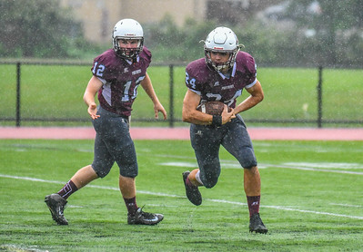 HS Football: Ayer Shirley 44, Worcester South 32