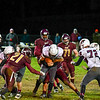 Ayer Shirley's Jimmy Robinson carries the ball during Friday's game. Nashoba Valley Voice/Ed Niser
