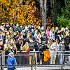 Groton-Dunstable students cheer on the Crusaders during Friday night's loss to Shepherd Hill. Nashoba Valley Voice/Ed Niser