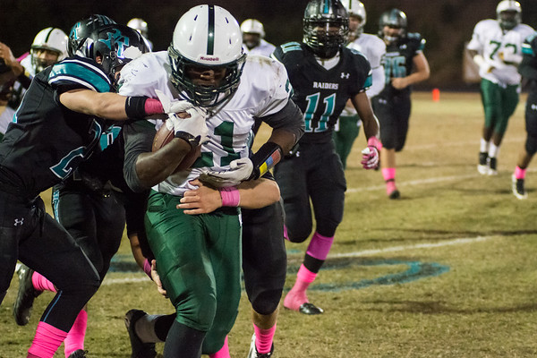 West Forsyth at Reagan 10/25/13