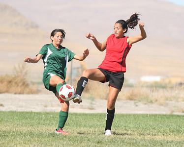 2011-09-24 Soccer vs Fallon