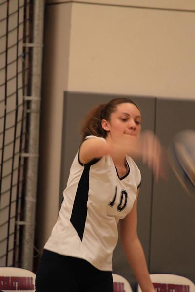 10-11 Volleyball