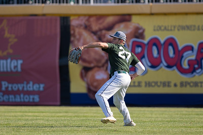 2020 Central Penn Varsity League   Rams Baseball vs. Mechanicsburg Cats   July 15, 2020   FNB Field   Harrisburg, PA