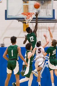 High School Basketball, Central Dauphin vs. Warwick at the Lower Dauphin Tip-off Tournament, December 7, 2018.