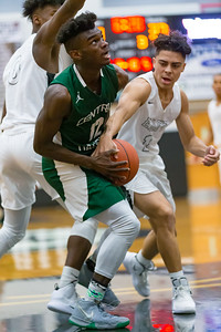 High School Basketball | Central Dauphin at Central Dauphin East | December 19, 2018.