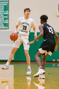 Boys High School Basketball | Harrisburg at Central Dauphin | January 4, 2019.