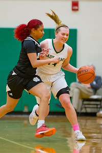 Harrisburg at Central Dauphin in Girls Mid-Penn Commonwealth League action, February 1, 2019.