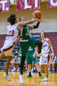 Central Dauphin 9th grade basketball team vs. Altoona, at Altoona Junior High School, December 17, 2018.