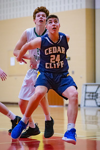 Central Dauphin Freshmen basketball team participate at the Cumberland Valley Holiday Invitational | December 27, 2018
